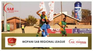 Mopani SAB League Strem B Results and Log standings, Saturday 09 February 2019