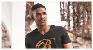 Joppie Village born Model making it big in the City of Gold
